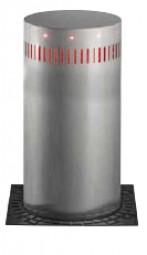 ELEKTROMECHANISCHER POLLER Edelstahl V2A 800 mm Aushub