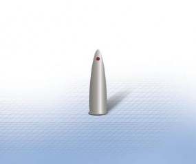 Modern - flexibel - Gummi - Sehr robust biegsam, Farbe: schwarz, Reflexband: 1x gelb