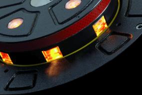 ELEKTROMECHANISCHER POLLER Feuerverzinkt RAL 7022 grau lackiert 500mm Aushub