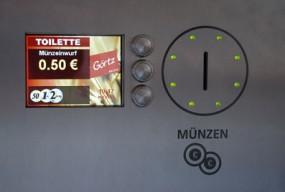 Kassenautomat TFT 500 Innenbereich, Zugangs- & Bezahlautomat