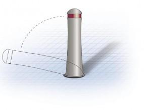 Standard - flexibel - Gummi - robust biegsam