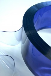 Weich PVC Rolle transparent