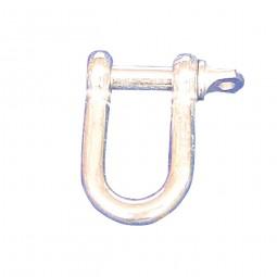 Schäkel Stahl verzinkt