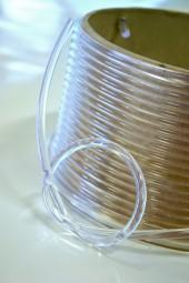Rolle PVC-Schweißschnur Transparent
