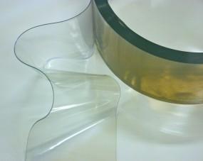 PVC Streifenzuschnitt Lebensmittelecht