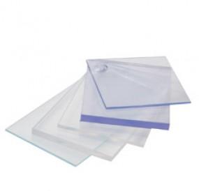 Weich PVC Plattenzuschnitt Transparent