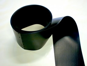 PVC Streifenzuschnitt Schweißerschutz 300x2
