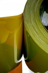PVC Rolle Bronze-undurchsichtig