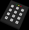 Impulsgeber Codetastatur