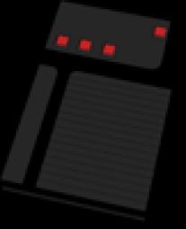 4 - Kanal - Handsender mit AA - Batterien