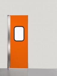 Pendeltür Hartkunststoff 1 Türflügel