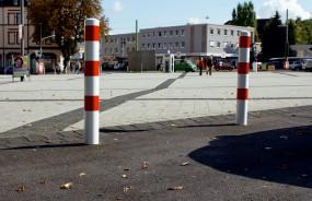 Absperrpoller Ø 89mm | Ø 102mm | Ø 108mm