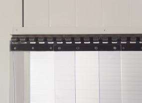 Streifenvorhang PVC Einhang